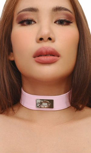 1 inch PVC Collar with front lock-ring