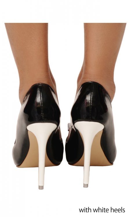 Prim Maid Shoes - 4 inch heel