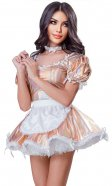 Agustina Holographic French Maid