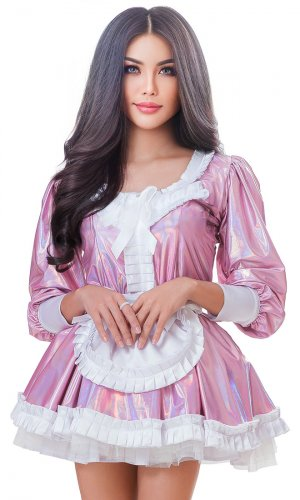 Abelia Holographic French Maid Uniform