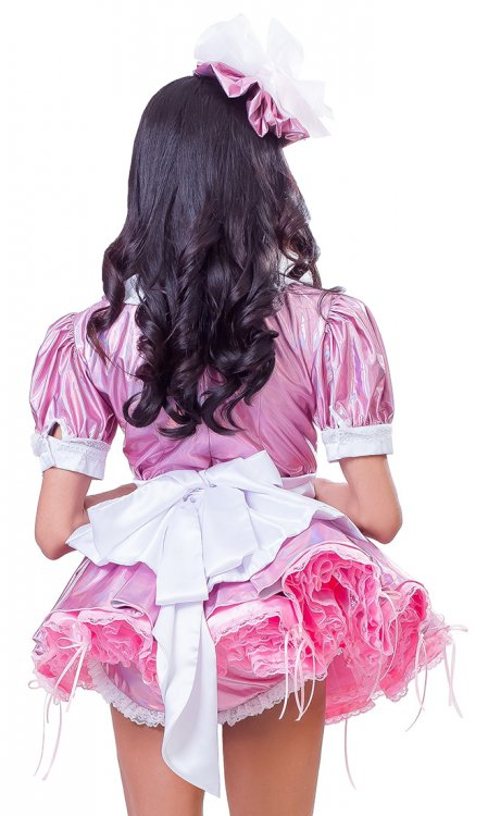 Barbee Holo French Maid