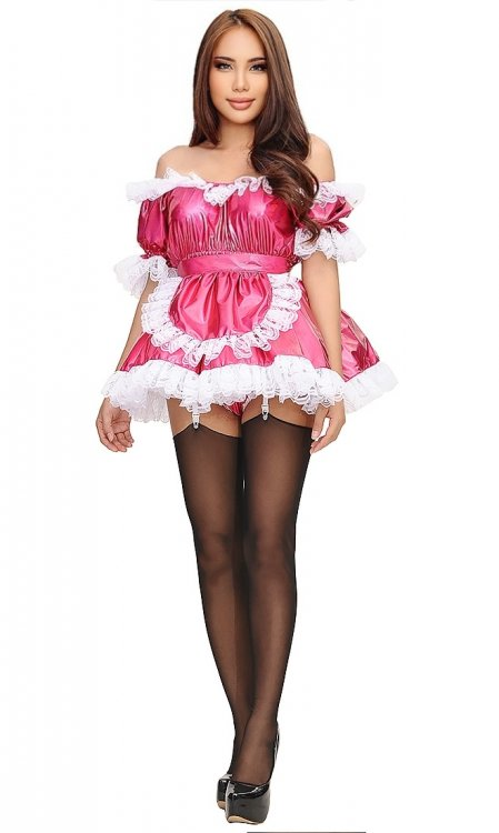 Supreme Holographic Sissy Maid