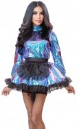 Sienna Holographic French Maid
