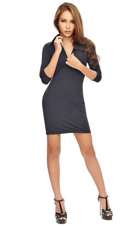 Beatriz Shirt Dress