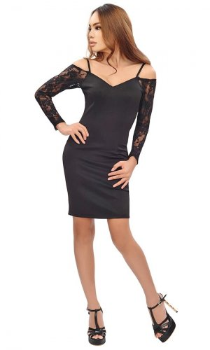Jadzia Lace Dress