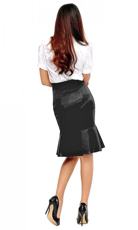 Valentia Flared Skirt