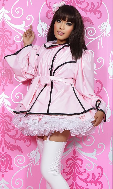 PVC Uniform Jacket