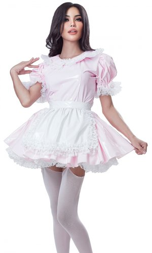 Primrose PVC French Maid