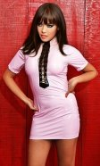 PVC Seductress Dress