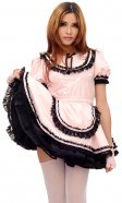 Cosalee PVC French Maid