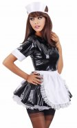 PVC Elegant French Maid