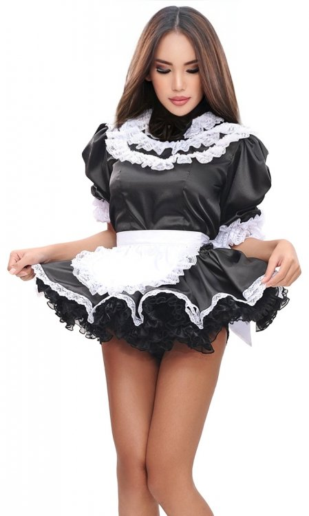 Ceri Micro French Maid