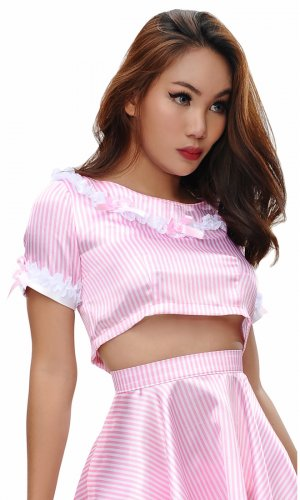 Jinxie Crop Top