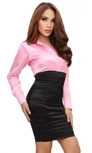Satin Impress Skirt