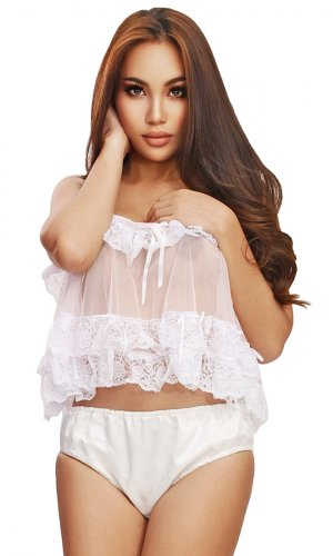 Alicia Mini Doll Top