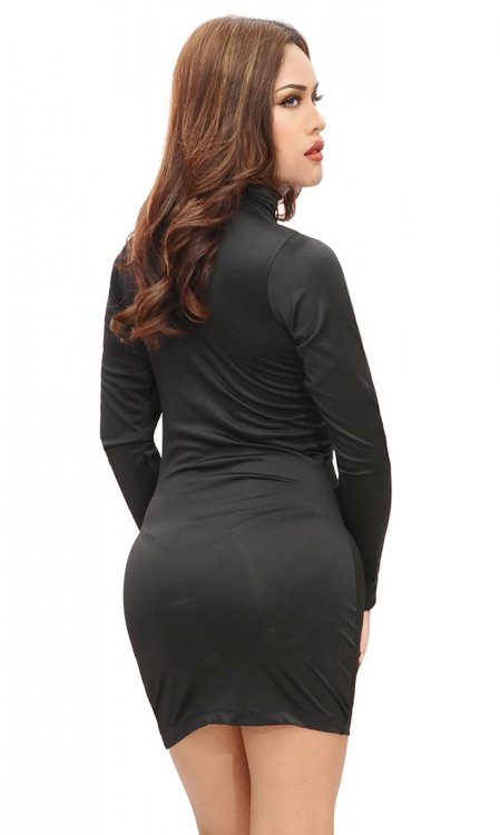Vamp Spandex Dress