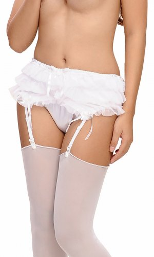 Dolly Suspender Belt
