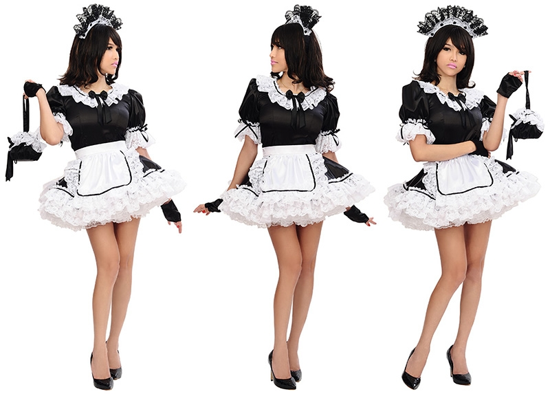 Adorlee French Maid sat007 1