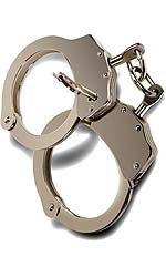 Genuine Police Handcuffs