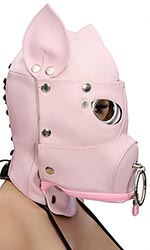 Control Hood with Pig Snout
