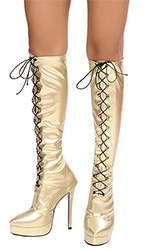 "6"" Cicily Knee Boots"