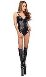 Extreme 12 inch PVC Knee Boots
