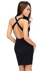 Roxy cross-back Dress