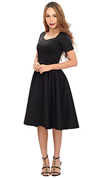 Abigail Elegant Dress