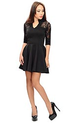 Romalee Lace Dress