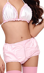 Luxury AB Flapsies Panties