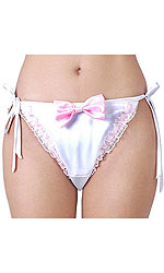 Bikini Babette Panties with Bow
