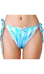 Bikini Tabitha Panties with Lace