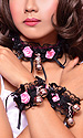 Sweetie Collar and Cuffs Set (1