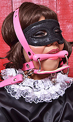 Pony Gag Harness