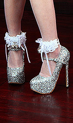 "Sissy Ankle Cuffs Set (1"")"