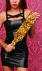 Leopard Madame Paddle