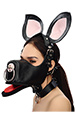 Leather Piglet Muzzle