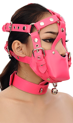 Leather Control Muzzle