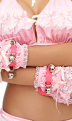 "Fannie Cuffs Set (2.5"")"