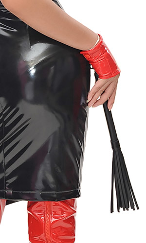 Leather Compact Whip