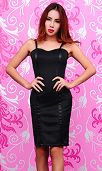 Genoveva Spandex Fashion Dress