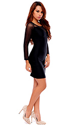 Zarita Spandex Fashion Dress
