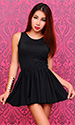 Sarita Spandex Dress