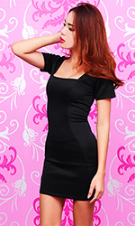 Cande Spandex Fashion Dress