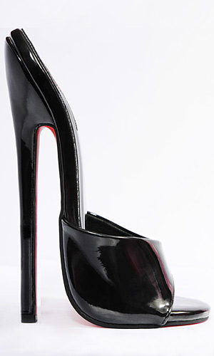 7 inch Skyhigh Bedheels