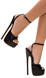 "Elegance Bedheels (8"" and 9"")"