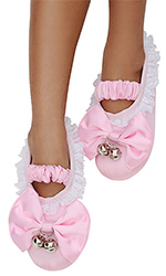 Jingle Pansy Slippers