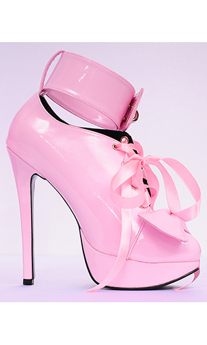 5 inch Lockable Sweetie Shoes