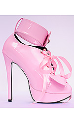 "5"" Lockable Sweetie Shoes"