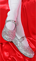 Sparkling Mary Jane Shoes
